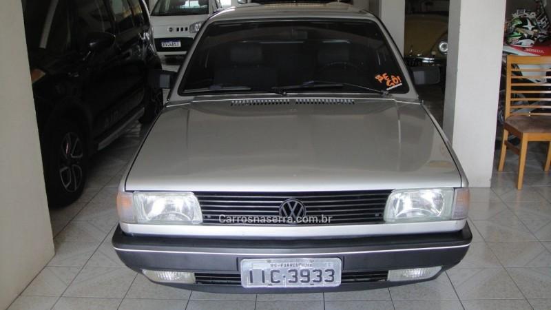 parati 1.8 cl 8v gasolina 2p manual 1991 farroupilha