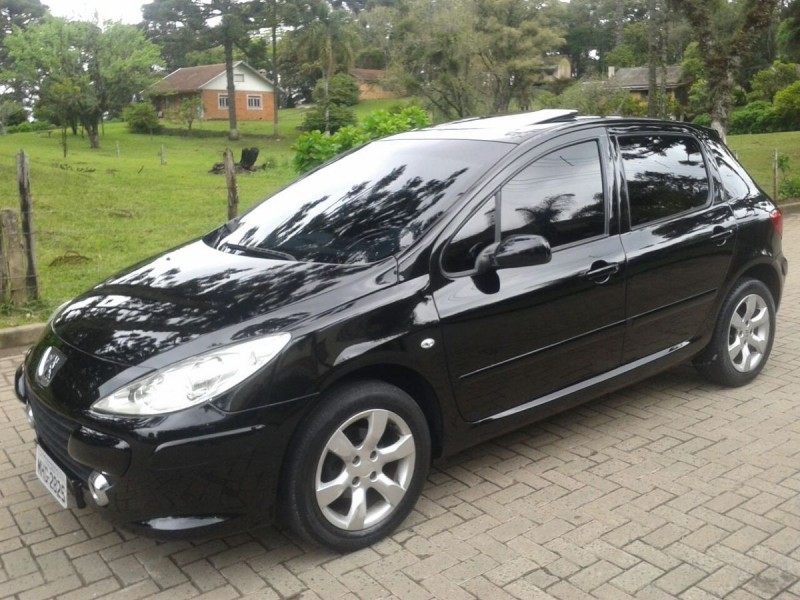 307 1.6 presence pack 16v gasolina 4p manual 2010 caxias do sul