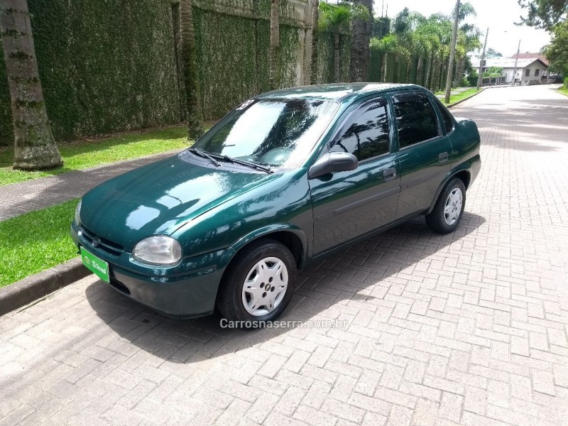 corsa 1.0 mpfi super sedan 8v gasolina 4p manual 1998 caxias do sul