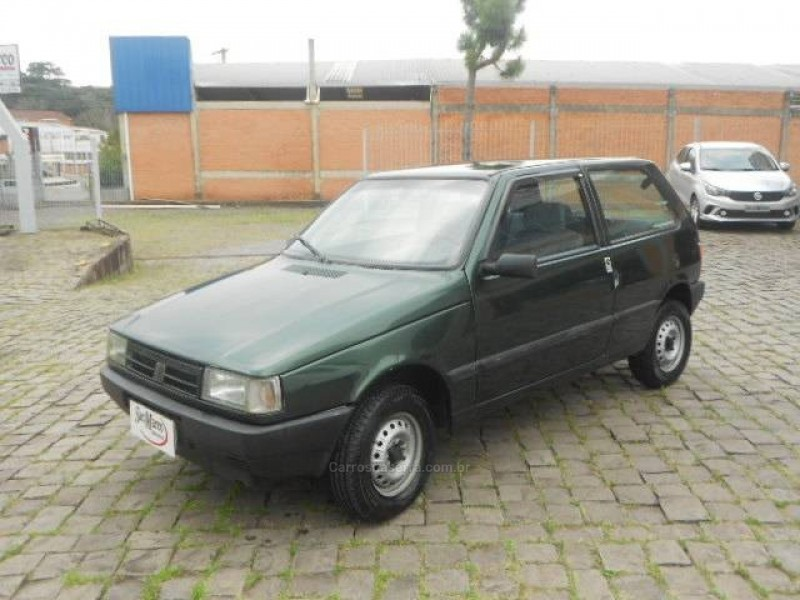 uno 1.0 ie mille ex 8v gasolina 2p manual 2000 sao marcos