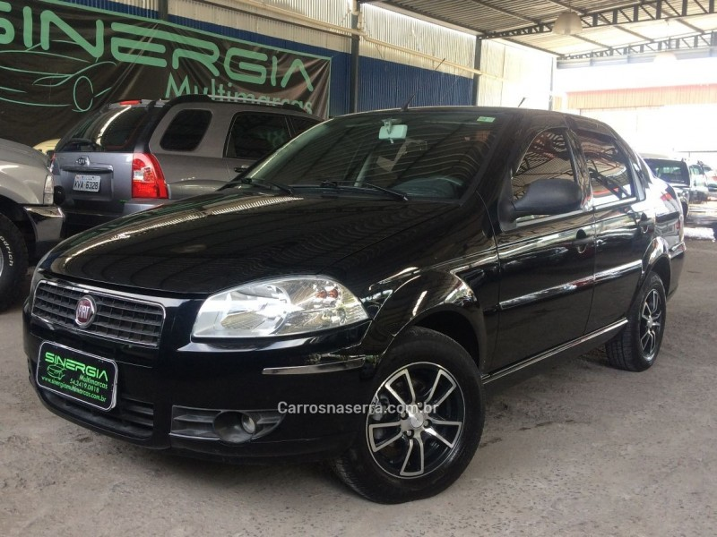 siena 1.4 mpi el 8v flex 4p manual 2012 caxias do sul