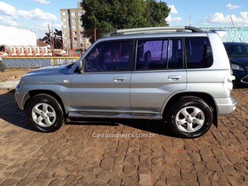 pajero tr4 2.0 4x4 16v 131cv gasolina 4p manual 2008 passo fundo