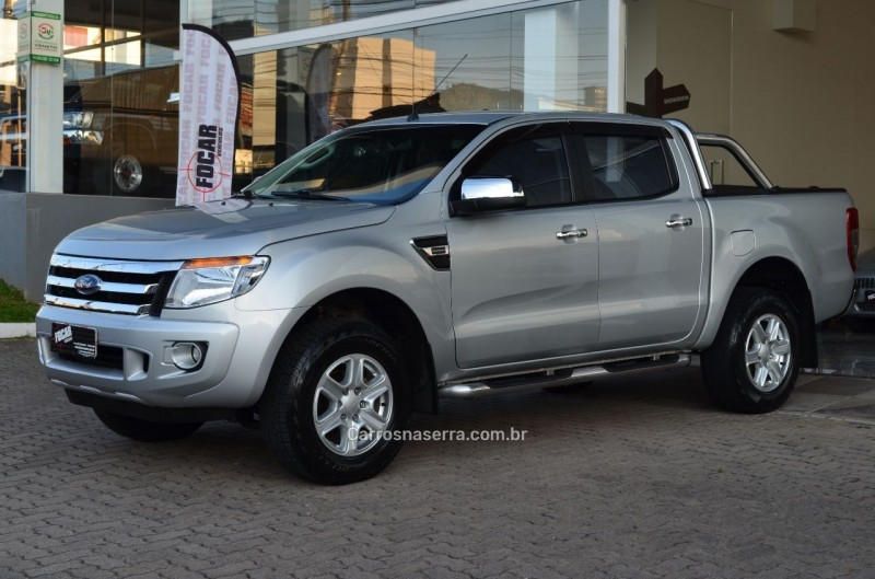 ranger 2.5 xlt 4x2 cd 16v flex 4p manual 2013 caxias do sul