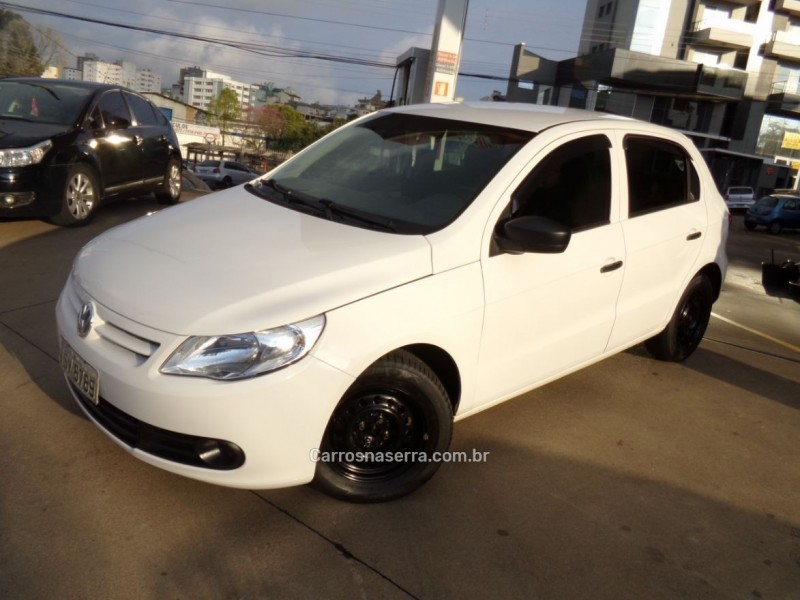 gol 1.0 mi 8v flex 4p manual g.v 2013 caxias do sul