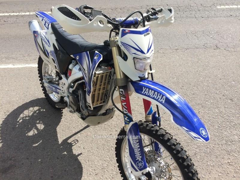 WR 450F - 2011 - CAXIAS DO SUL