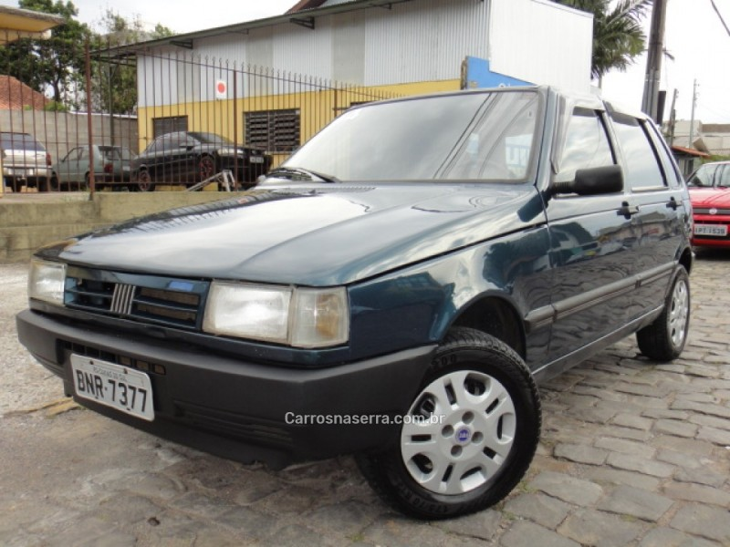 uno 1.0 mille eletronic 8v gasolina 4p manual 1994 caxias do sul