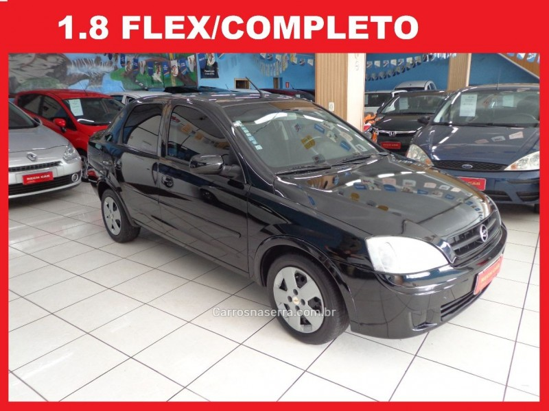 corsa 1.8 mpfi sedan 8v flex 4p manual 2004 caxias do sul