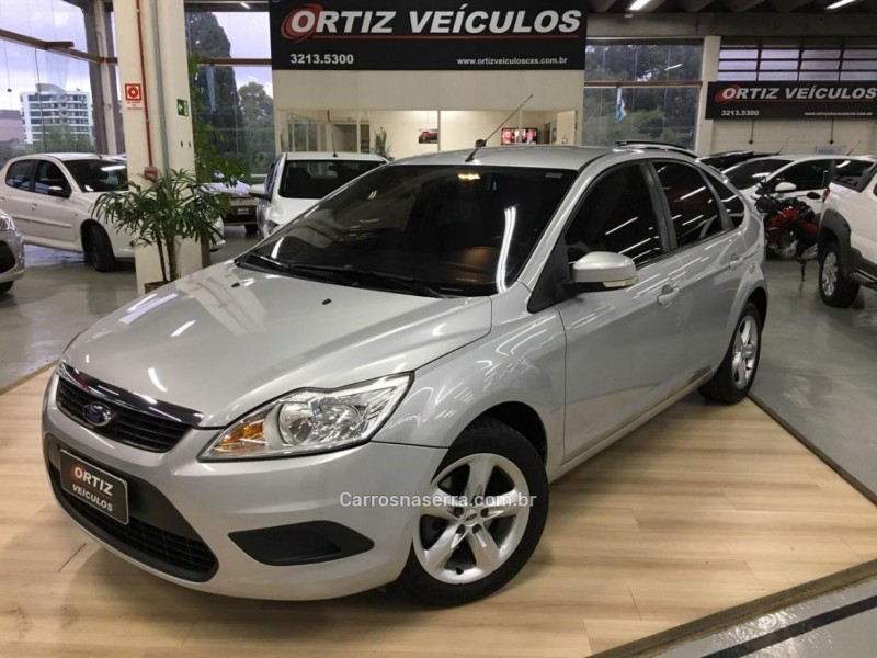 FOCUS 1.6 GLX 16V FLEX 4P MANUAL - 2011 - CAXIAS DO SUL