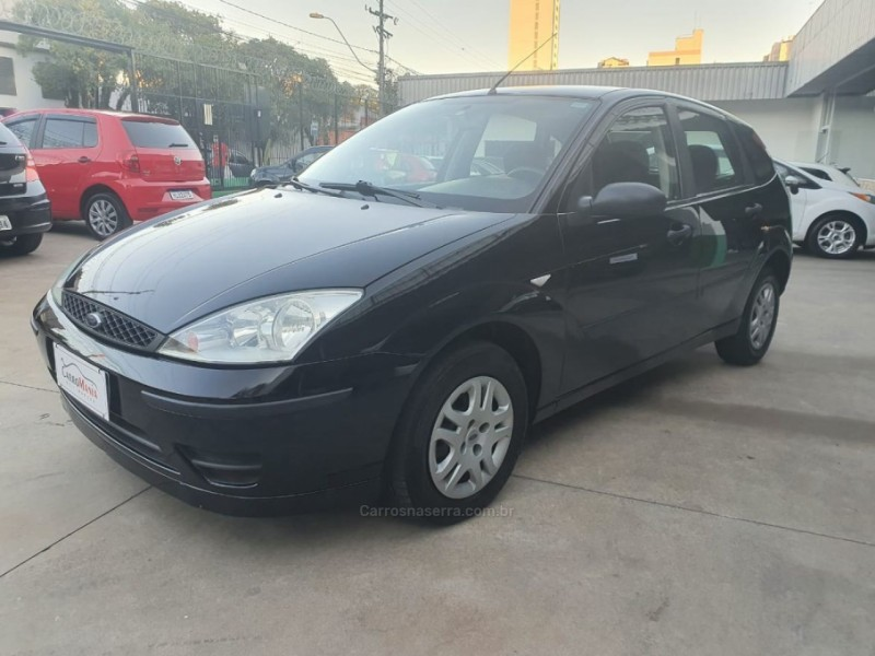 focus 1.6 8v gasolina 4p manual 2007 caxias do sul