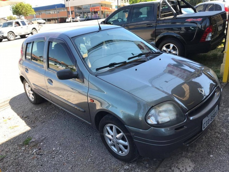 clio 1.6 rn 16v gasolina 4p manual 2000 caxias do sul