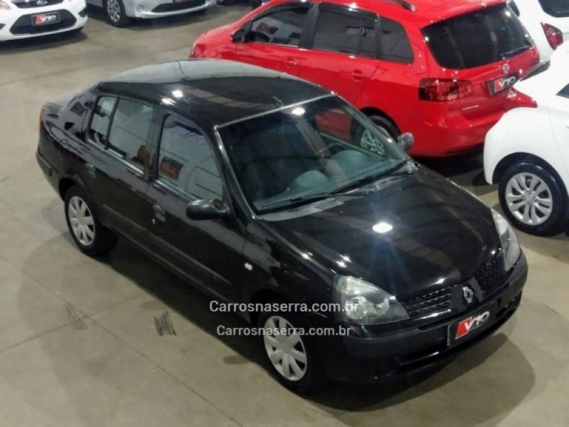 clio 1.6 expression sedan 16v gasolina 4p manual 2005 caxias do sul