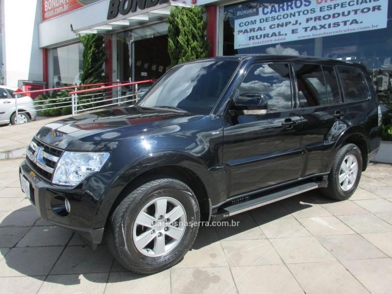 pajero full 3.8 gls 4x4 v6 24v gasolina 4p automatico 2008 farroupilha