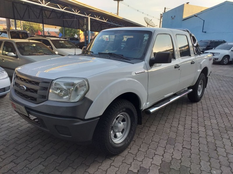 ranger 3.0 xl 4x4 cd turbo electronic diesel 4p manual 2011 caxias do sul