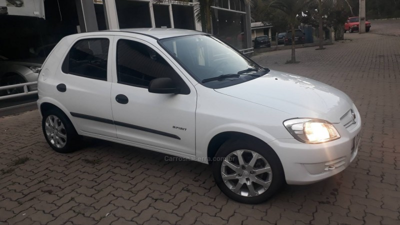 celta 1.0 mpfi spirit 8v flex 4p manual 2010 nova prata