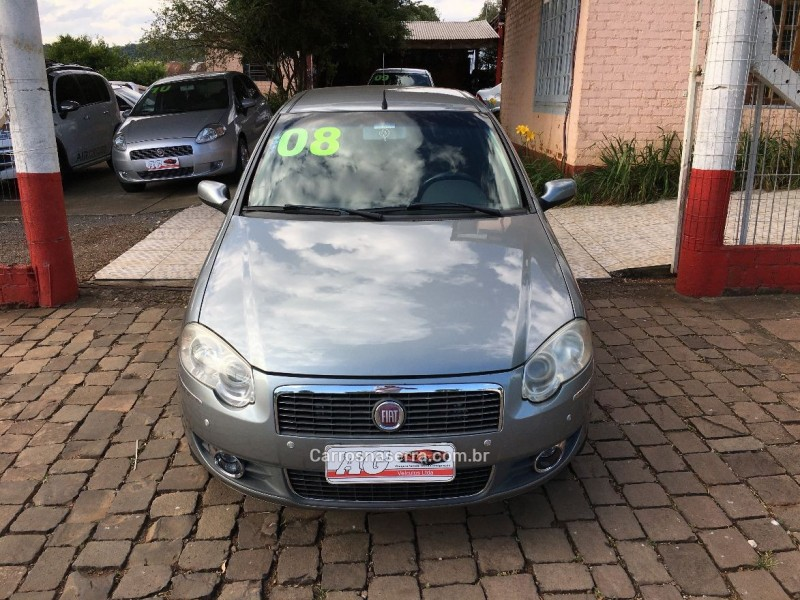 siena 1.4 mpi elx 8v flex 4p manual 2008 casca