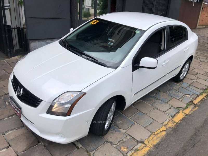 sentra 2.0 sr 16v flex 4p manual 2013 caxias do sul
