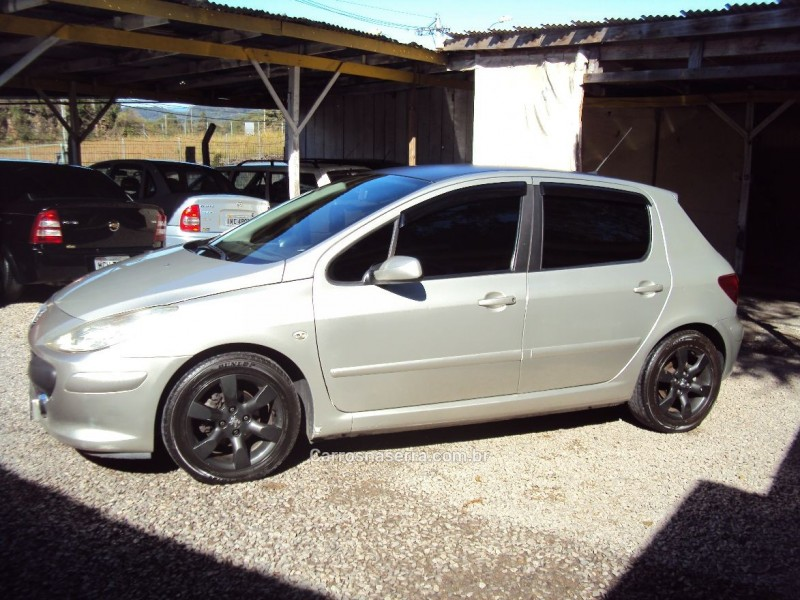 307 1.6 presence pack 16v flex 4p manual 2008 caxias do sul