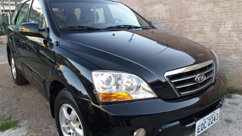 sorento 2.5 ex 4x4 16v diesel 4p automatico 2008 caxias do sul