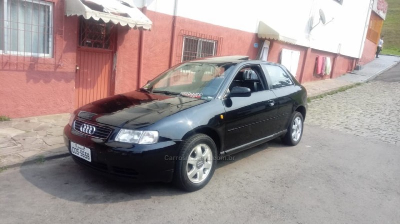 a3 1.8 20v 150cv turbo gasolina 2p automatico 1998 caxias do sul