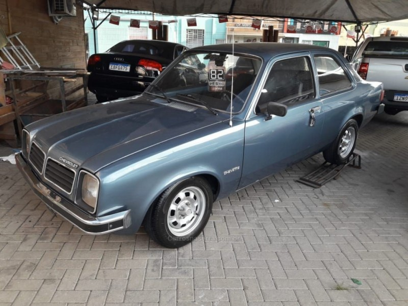 chevette 1.4 sl 8v gasolina 2p manual 1982 canela