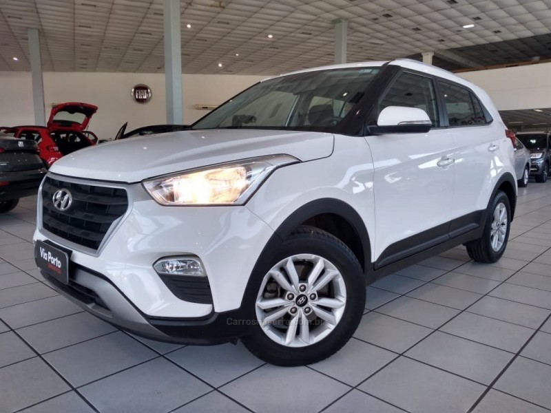 creta 1.6 16v flex pulse manual 2017 caxias do sul