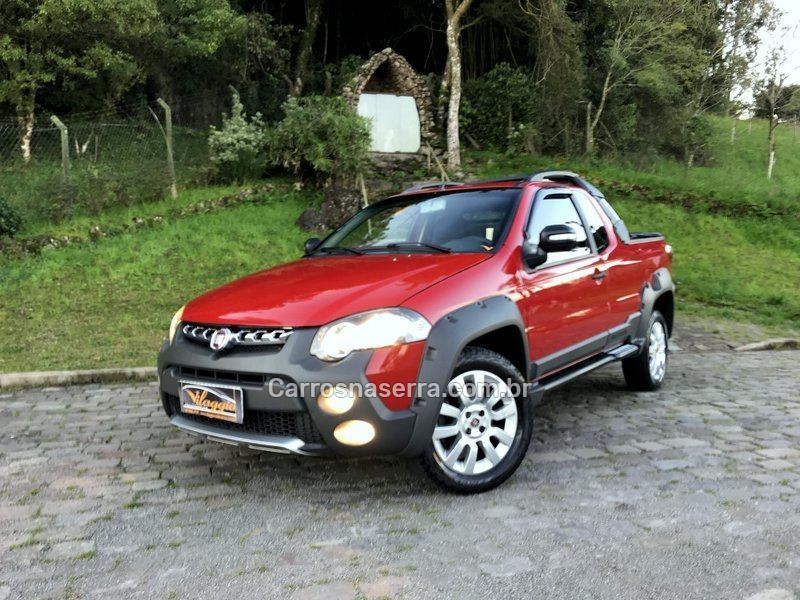strada 1.8 mpi adventure ce 16v flex 2p manual 2014 caxias do sul
