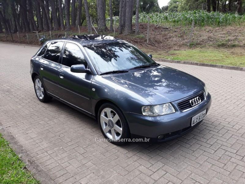 a3 1.8 20v 150cv turbo gasolina 4p manual 2005 caxias do sul