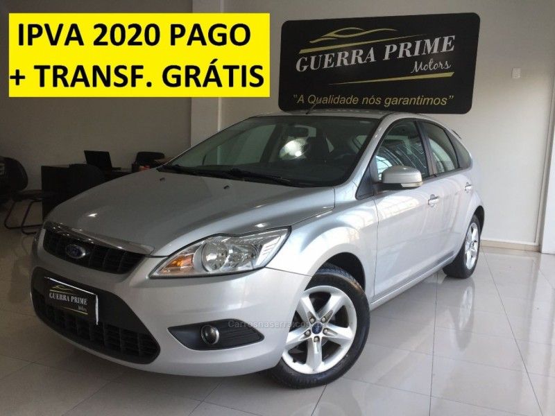 focus 1.6 glx 16v flex 4p manual 2012 caxias do sul