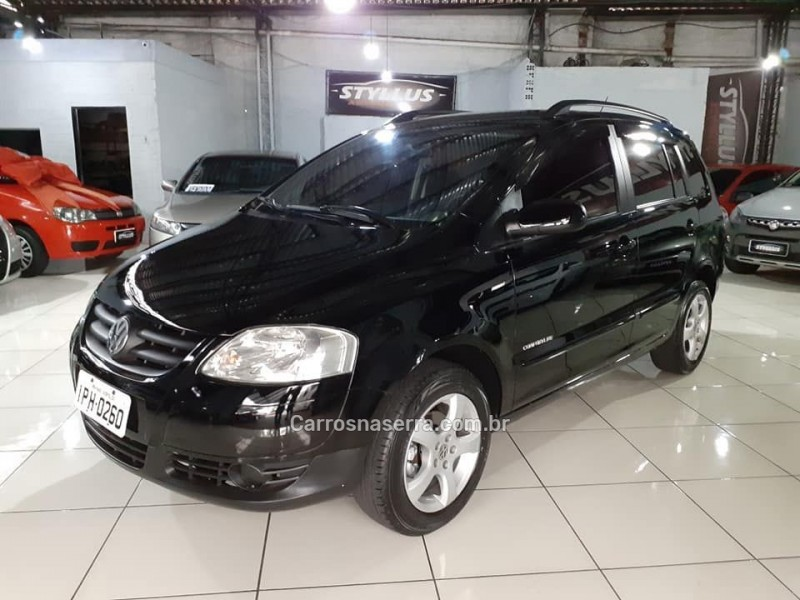 spacefox 1.6 mi 8v flex 4p manual 2009 estancia velha