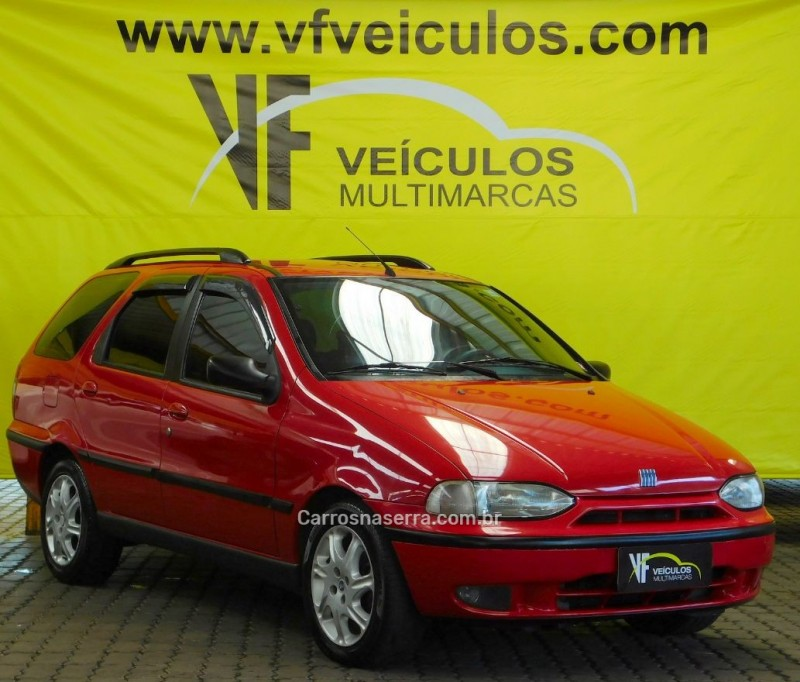 palio 1.6 mpi stile weekend 16v gasolina 4p manual 1997 caxias do sul