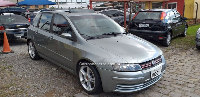 stilo 1.8 mpi 16v gasolina 4p manual 2005 farroupilha
