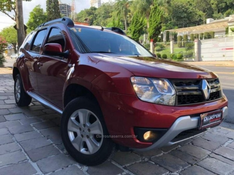 duster 1.6 dynamique 4x2 16v flex 4p manual 2017 caxias do sul