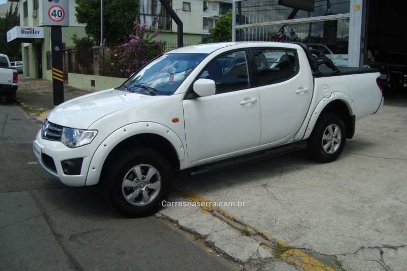 l200 triton 3.2 gls 4x4 cd 16v turbo intercoler diesel 4p manual 2013 flores da cunha