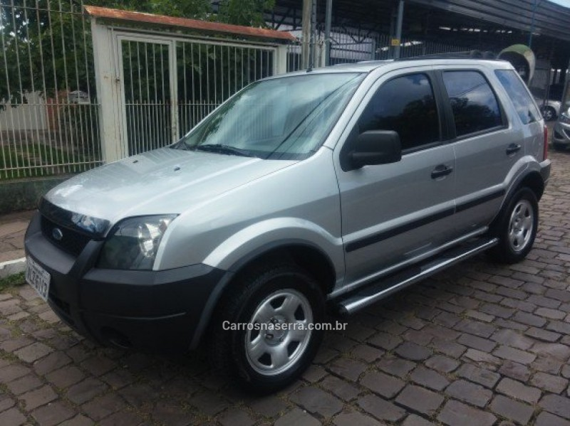 ecosport 1.6 xls 8v gasolina 4p manual 2004 caxias do sul
