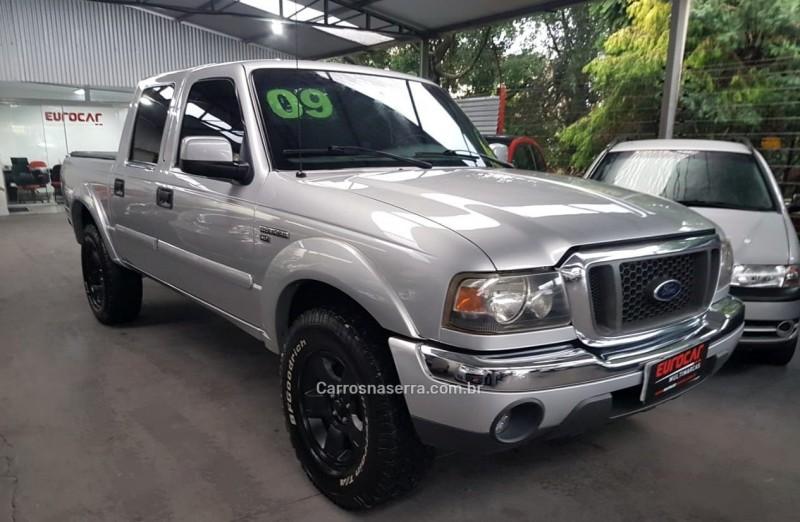 ranger 2.3 xlt 16v 4x2 cd gasolina 4p manual 2009 caxias do sul