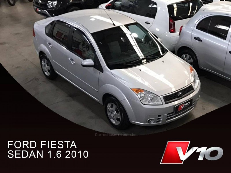 fiesta 1.6 mpi class sedan 8v flex 4p manual 2010 caxias do sul