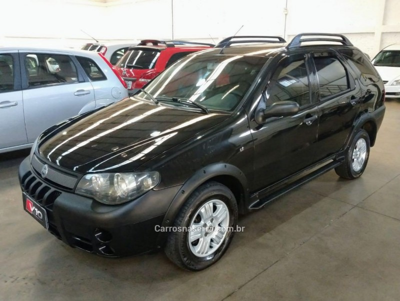 palio 1.8 mpi adventure weekend 8v flex 4p manual 2005 caxias do sul