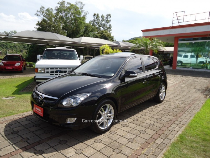 i30 2.0 mpfi gls 16v gasolina 4p automatico 2011 bom principio