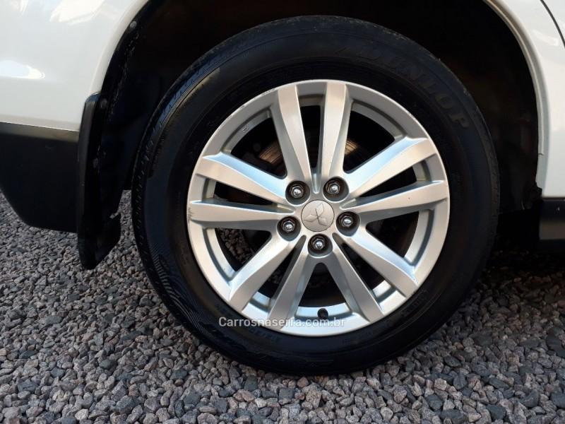 ASX 2.0 4WD 16V GASOLINA 4P AUTOMÁTICO - 2012 - TRêS COROAS