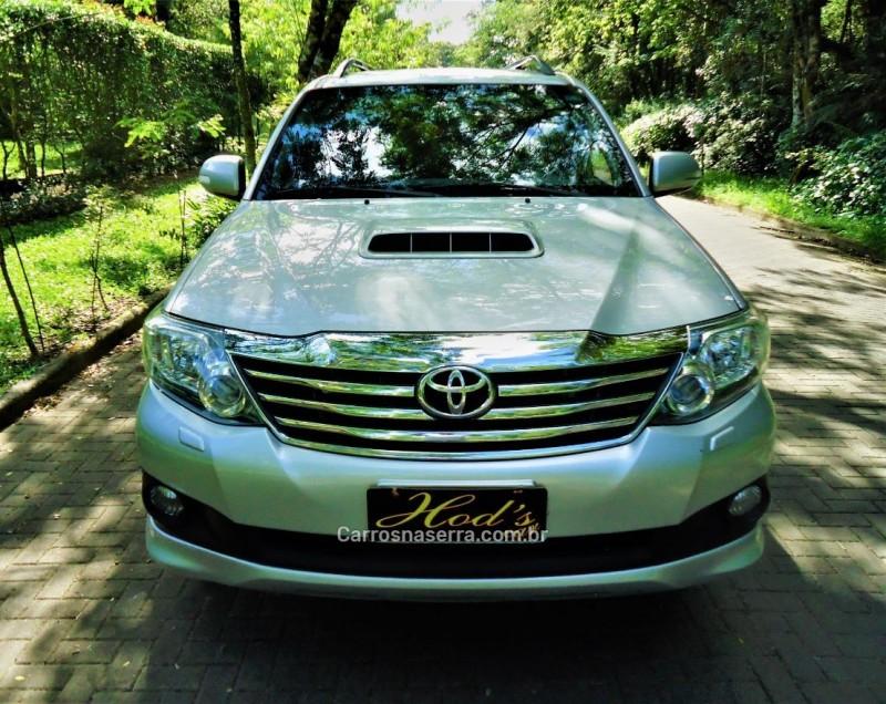 hilux sw4 3.0 srv 4x4 16v turbo intercooler diesel 4p automatico 2013 canela
