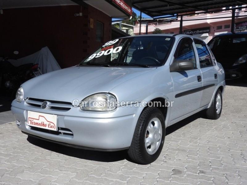 corsa 1.0 mpfi sedan 8v gasolina 4p manual 1999 caxias do sul