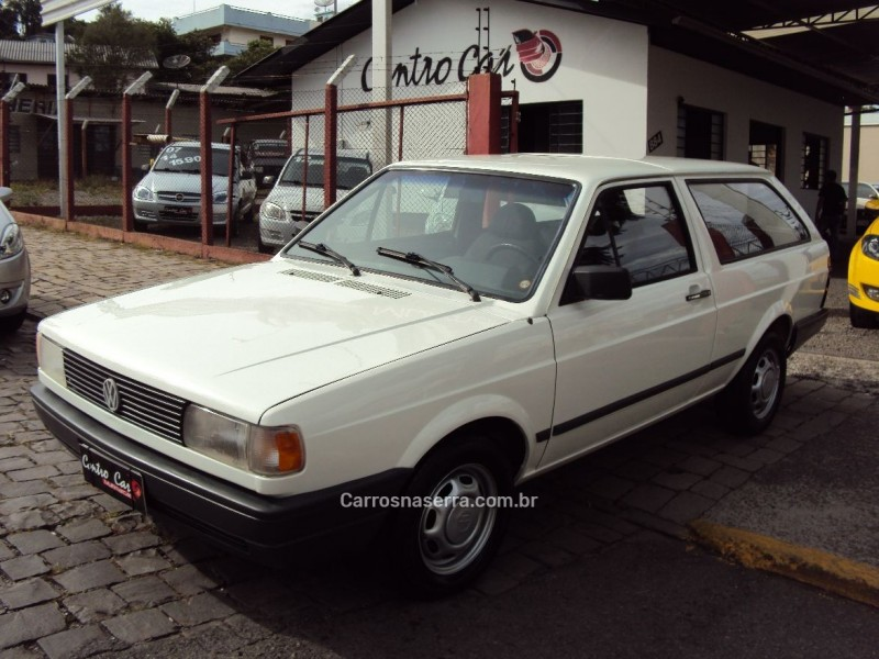 parati 1.6 cl 8v gasolina 2p manual 1993 caxias do sul