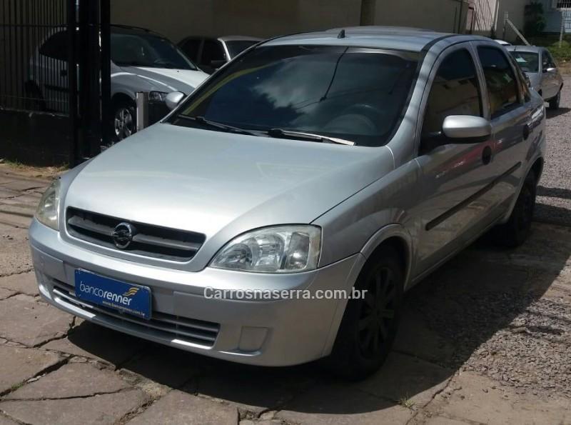 corsa 1.8 mpfi joy sedan 8v flex 4p manual 2004 caxias do sul
