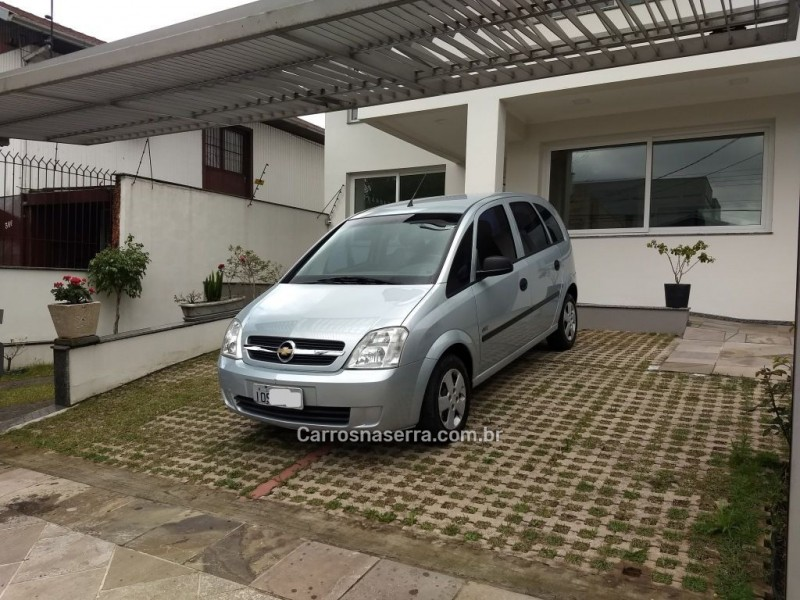 meriva 1.8 mpfi joy 8v flex 4p manual 2008 caxias do sul