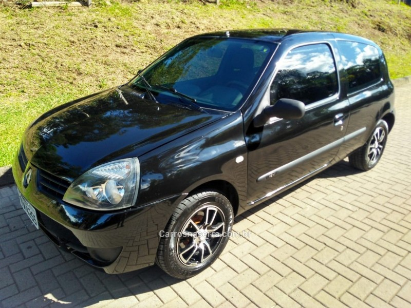 CLIO 1.0 CAMPUS 16V FLEX 2P MANUAL - 2011 - CAXIAS DO SUL