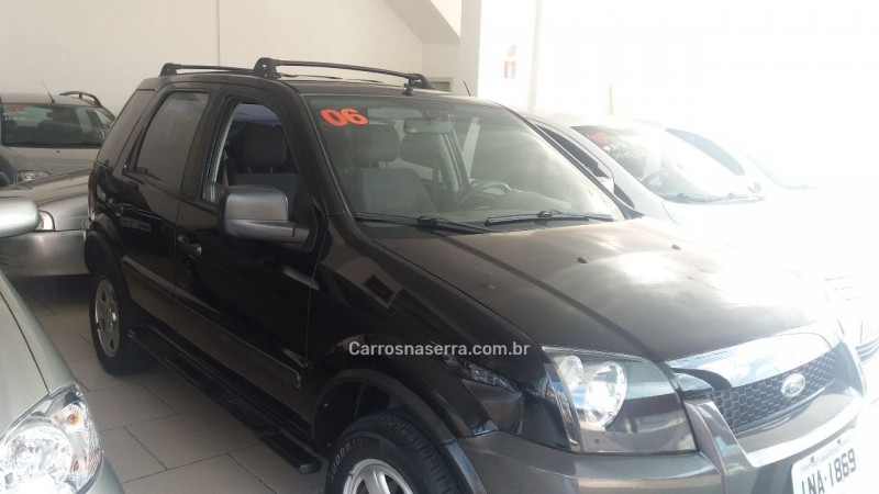 ecosport 1.6 xls 8v flex 4p manual 2006 caxias do sul