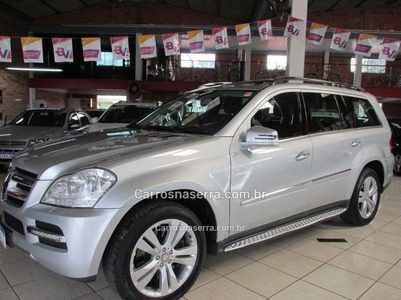 cl 500 5.0 v8 gasolina 2p automatico 2011 bento goncalves