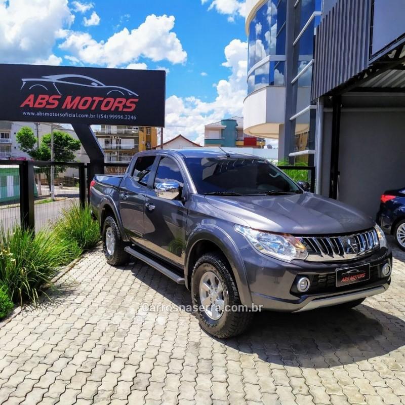 l200 triton 2.4 16v turbo diesel sport hpe cd 4p 4x4 automatico 2017 guapore