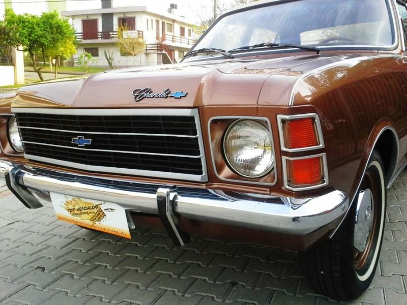 opala 2.5 especial 8v gasolina 4p manual 1979 caxias do sul