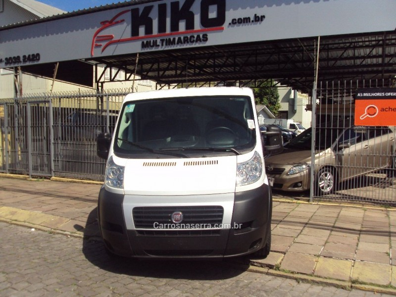 ducato 2.8 furgao 15 8v turbo diesel 3p manual 2019 caxias do sul